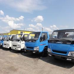 Продажа китайских грузовиков ДЖИ ЭМ СИ (JMC) в Нижнем Новгороде
